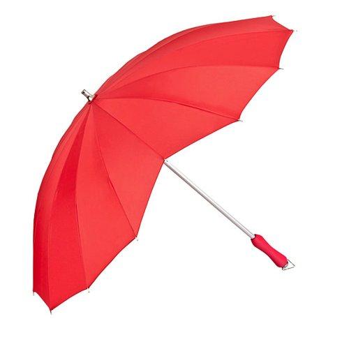 """Preisvergleich Produktbild VON LILIENFELD Sonderpreis: Regenschirm / Sonnenschirm / Brautschirm """"Herz"""""""