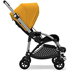 Bugaboo Bee5 Complete UK ALU/BLACK-SUNRISE YELLOW