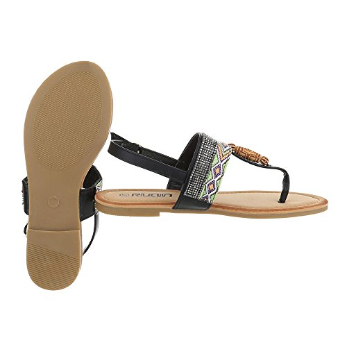 design Peep Colore toe Donna Di Ital 4wqaf4