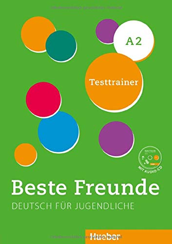 BESTE FREUNDE A2 Testtrainer + CD-Audio (BFREUNDE)