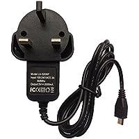 5V Caricabatteria AC-DC adattatore di alimentazione uk per Blackberry Playbook