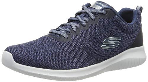 801b9ba67a Skechers Ultra Flex, Zapatillas para Mujer, Azul (Navy Nvy), 39 EU