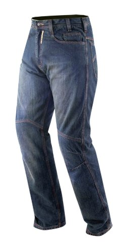 Pro Scooter 2015 (A-pro Jeans CE Armored Motorcycle Motorbike Scooter Quad Pants Trousers Denim Blue 38)
