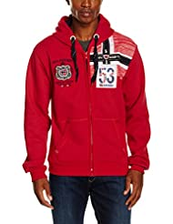 Geographical Norway Fambro Men, Sweat-Shirt àCapuche Homme