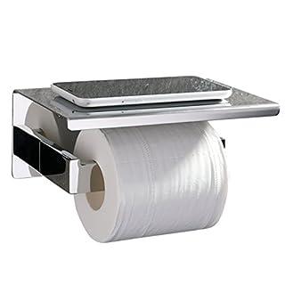 toilettenpapierhalter chrom ablage heimwerker. Black Bedroom Furniture Sets. Home Design Ideas