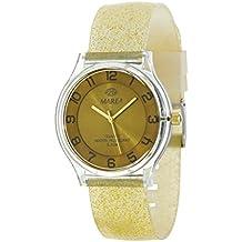 Reloj Marea Mujer B35519/10 Dorado Transparente