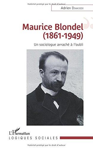 Maurice Blondel (1861-1949) par Adrien Diakiodi