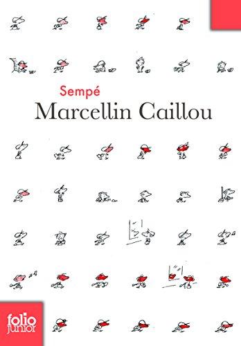 Marcellin Caillou (Folio Junior) par Rene Goscinny