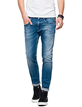 REPLAY Anbass, Jeans Slim Uomo