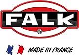 Falquet & CIE–1040am–Baggerlader Claas Arion 430+ Anhänger