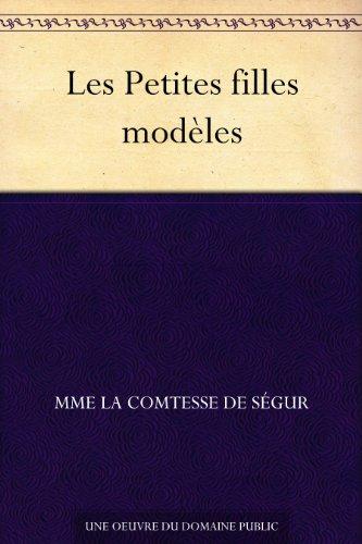 Couverture du livre Les Petites filles modèles