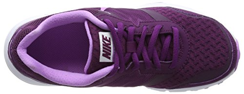 Nike Air Relentless 4, Chaussures de Running Entrainement Homme mulberry/fuchsia glow white