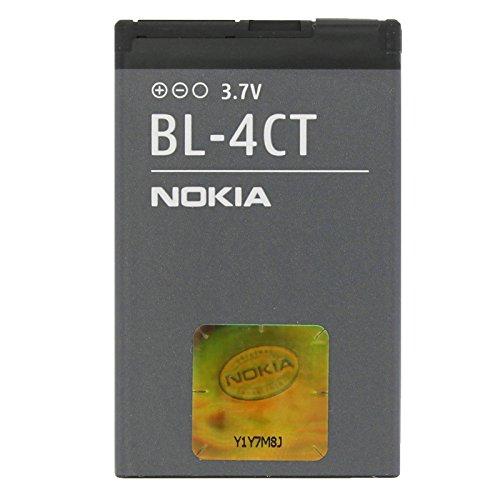 Batterie d'origine pour nOKIA bL - 4CT (3,7 v/860mAh/3.2Wh anti-effet mémoire, protection anti-surcharge, anti-court-circuit