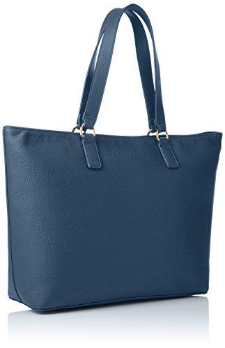 Armani - Borsa Shopping, Borse Tote Donna Blu (Blu Marlin)