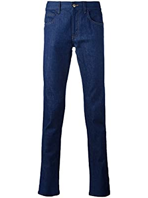 Gucci Men's 452429XR3724394 Blue Cotton Jeans