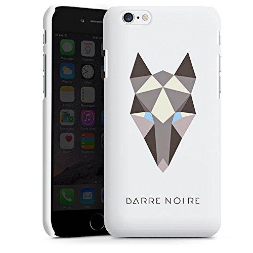 Apple iPhone X Silikon Hülle Case Schutzhülle Fuchs Muster Fox Premium Case matt