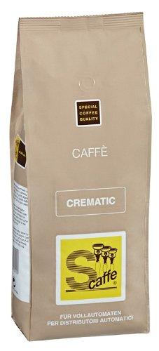Schreyögg Kaffee Crematic Bohnen, 1er Pack (1 x 1 kg)