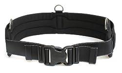 Think Tank Steroid Speed Belt V2.0 Padded 3.5 Wide Belt (Black)