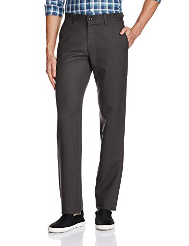 Louis Philippe Men's Formal Trousers