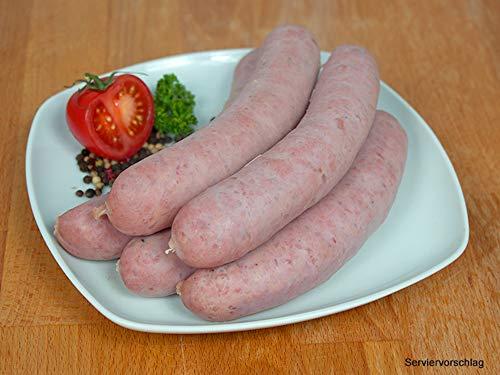 Kohlwurst/Bregenwurst luftgetrocknet 2 Packungen zu 5 x 100g - Mettwurst für den deftigen Eintopf -...