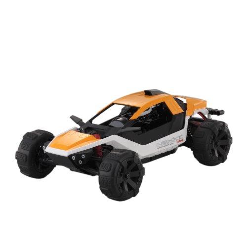 Kyosho - 30835T1 - Radio Commande, Véhicule Miniature et Circuit - Nexxt Buggy Electrique Kit 2WD - 1:10 ème - Orange