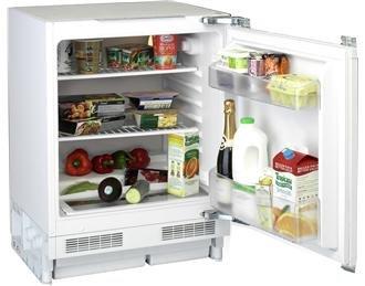 Beko BL21 Undercounter 128L A+ White Refrigerator - Refrigerators (128 L, SN-T, 39 dB, A+, White)