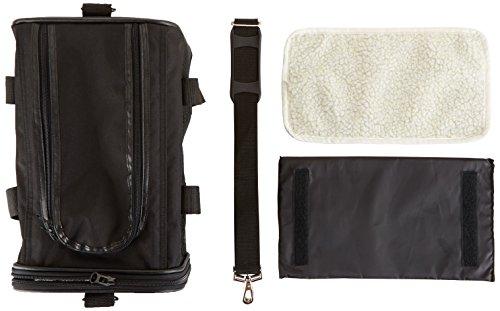 Amazon Basics Pet carrier bag, soft side panels 8