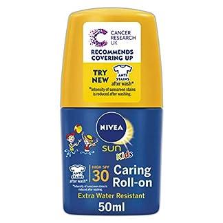 Nivea Sun Kids cuidado Roll-On con un alto SPF 30 50 ml