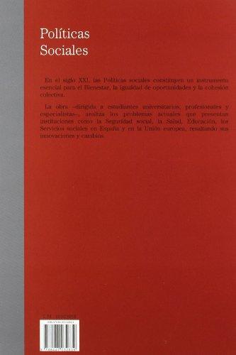 Políticas Sociales (Tratados y Manuales de Economía)