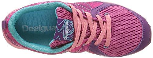 Desigual X Lite 2.0 B, Chaussures de Fitness Femme Rose (Rose Red 3052)