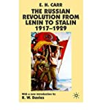 [(The Russian Revolution from Lenin to Stalin 1917-1929)] [Author: Edward Hallett Carr] published on (April, 2004)