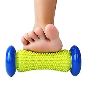 Huihong Muskel Roller Stick Hand und Fuß Massage Roller faszien Rolle fussroller Massage Stick Handgelenke und Unterarme Übungsroller Recovery Tool für Plantar Fasciitis