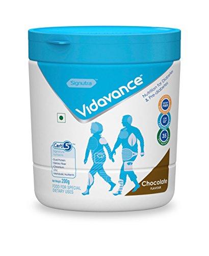 Vidavance Advanced Nutrition for Diabetes & Pre-Diabetes 200g (Chocolate)