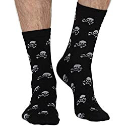 Braintree bamboo socks - Para hombre multicolor negro