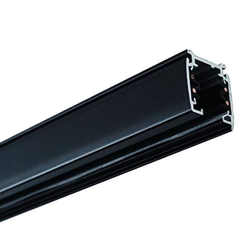 Powergear Rail électrique 3 phases Blanc/noir 2 m Weiß