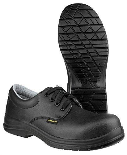 Amblers FS662 lacets de chaussures Noir - noir