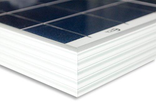 100W Solarmodul Polykristallin – 12V – Solarpanel – Busbar – Upgrade – Camping – Solar-Poly – solarXXL - 4
