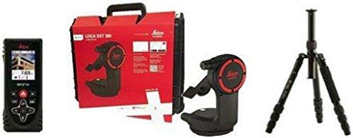 Laser-Entfernungsmesser Leica DISTO X4 Paket - im Koffer, mit DST 360