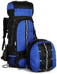 Wushiyan Men s shoulder bag Men s 2 In 1 Bag Set Outdoor Equipment Leisure  Travel Goods Men s faa8c02567273