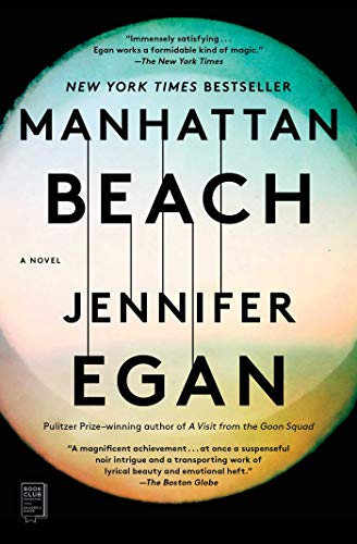 Manhattan Beach: A Novel (English Edition) -