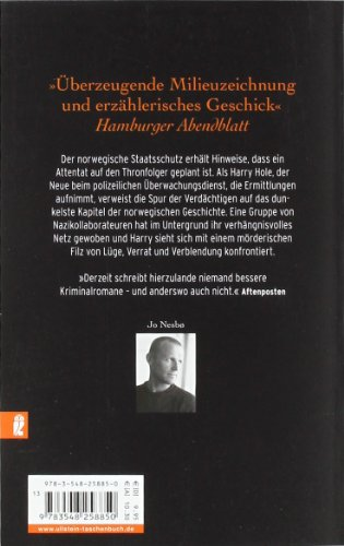 Rotkehlchen: Harry Holes dritter Fall (Ein Harry-Hole-Krimi, Band 3): Alle Infos bei Amazon