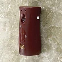 HENGKANG Dispensador Ventilador de Aromas de Aceite Esencial y Perfume Automático,Red