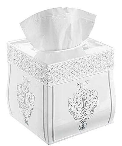 Creative Scents Tissue Box Cover, Decorative Square Tissue Box Holder