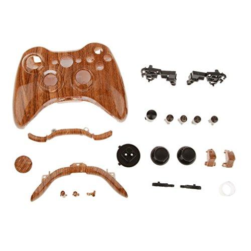Ersatzfall Gehäuse Case Hülle Shell Taste Kit für Xbox 360 Controller - #6 (360-controller Xbox Und Shell)