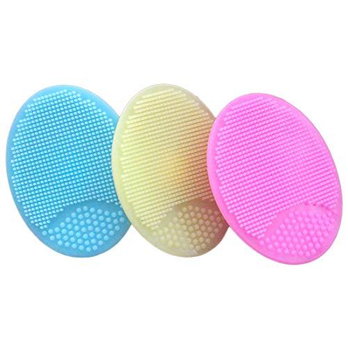 Minni Cepillo Limpieza Facial Silicona Suave Lavado