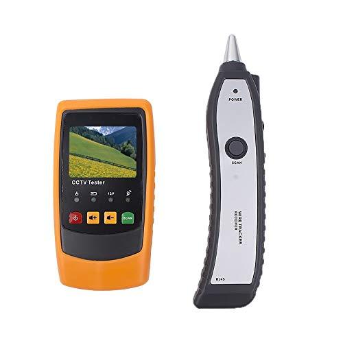 GM61-Draht-Verfolger U Drahtlokalisierstange Netzwerk-Tools Kabeltester-Tool Finder Tracer Video/Telefon/Metal Line Multimeter Digital Tester