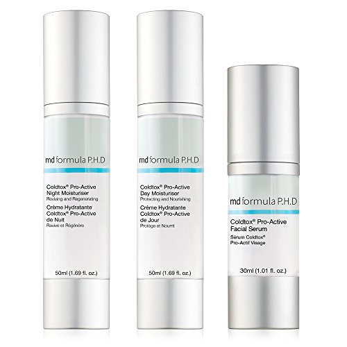 md-formula-phd-coldtox-pro-active-facial-serum-day-moisturiser-night-moisturiser-1er-pack