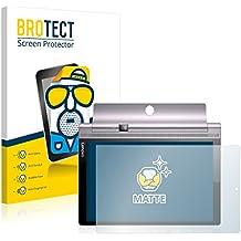 2x BROTECT Matte Protector Pantalla para Lenovo Yoga Tab 3 Pro 10 Protector Mate, Película Antireflejos