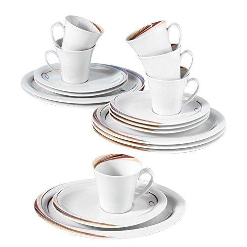 Seltmann Weiden Top Life Kaffeeservice 18-teilig Aruba
