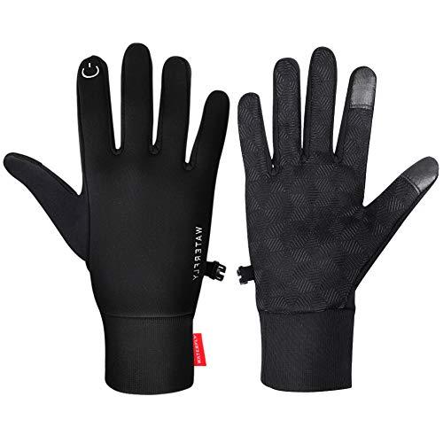 DEKINMAX Winter Handschuhe,Fahrr...